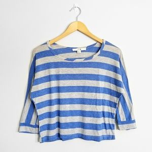 2/$20 • 3/$25 ☆ FOREVER 21 Striped 3/4 Sleeves